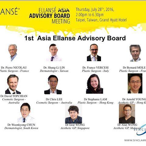 Asia Ellanse board