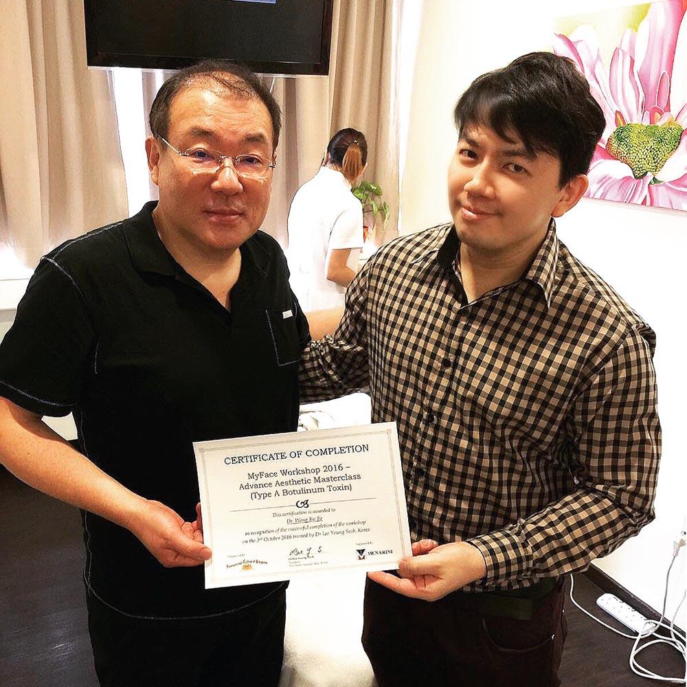 Dr Lee Young Seob