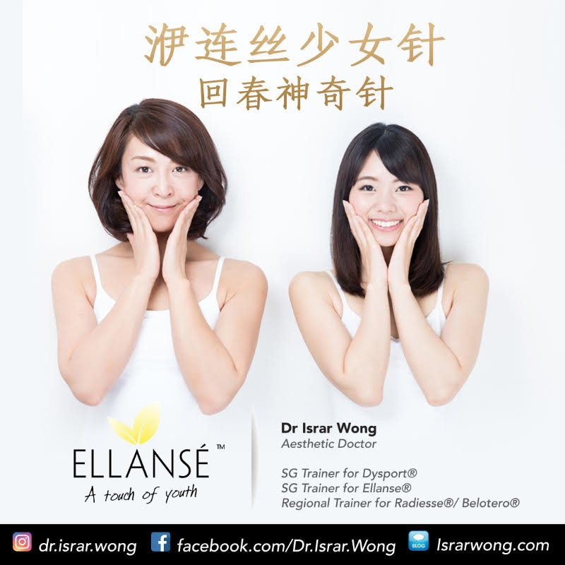 ellanse from dr Israr Wong