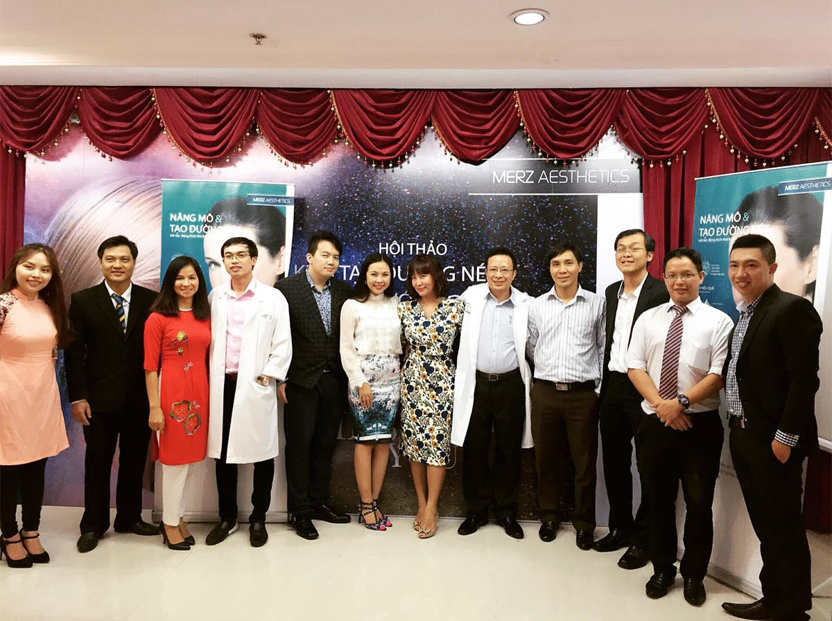 Dr Bichna Pham, Dr Hiep Le, Dr Tranh