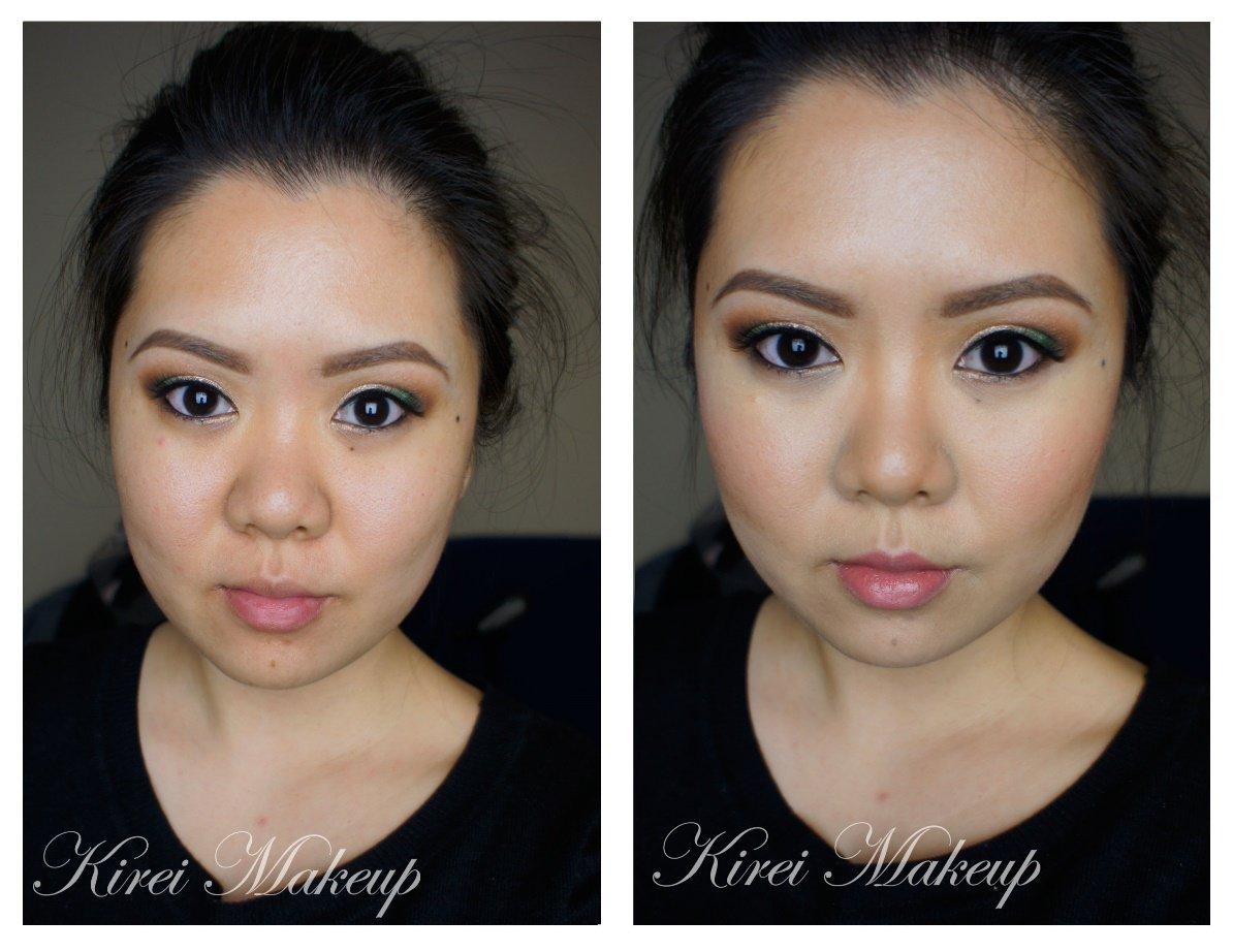 Makeup Nose Contour