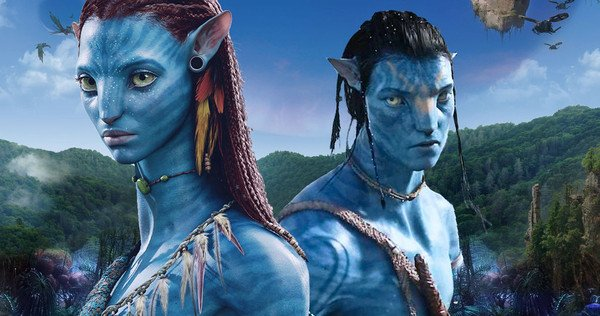 A picture of the Avatar Characters