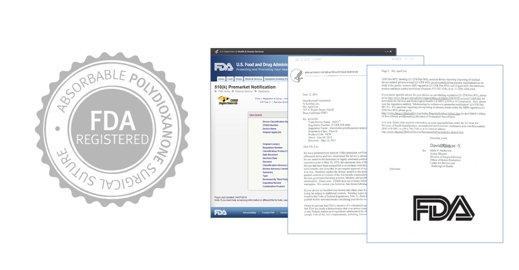 US FDA-APPROVED Korean Threads